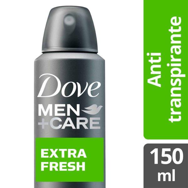 Antitranspirante en Aerosol DOVE Men Care Extra Fresh panaleraencasa