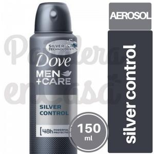 Antitranspirante en Aerosol DOVE Men Care Silver Control panaleraencasa