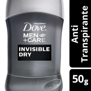 Antitranspirante en Barra DOVE Men Care Invisible Dry