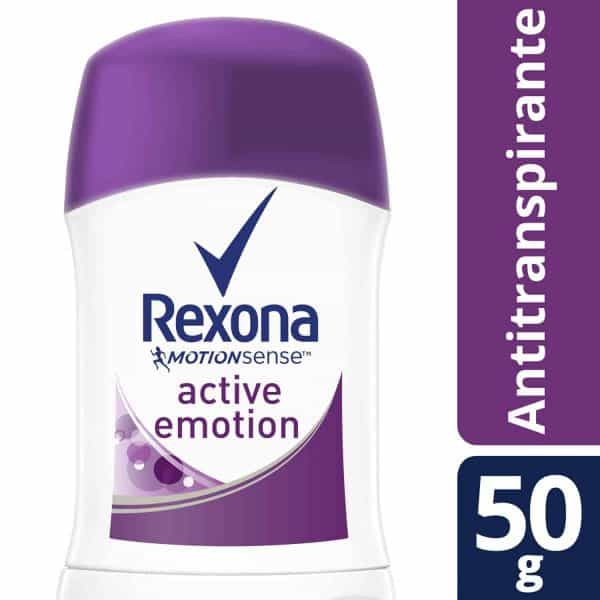 Antitranspirante en Barra REXONA Active Emotion panaleraencasa