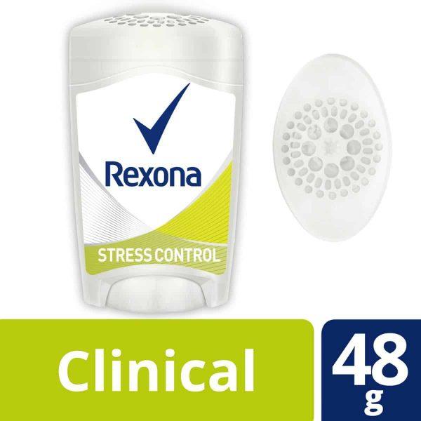 Antitranspirante en Barra REXONA Clinical Stress Control panaleraencasa