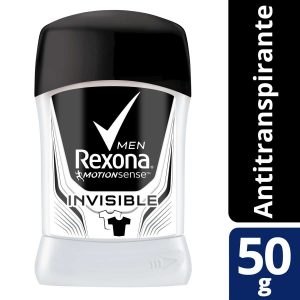 Antitranspirante en Barra REXONA Invisible Masculino panaleraencasa
