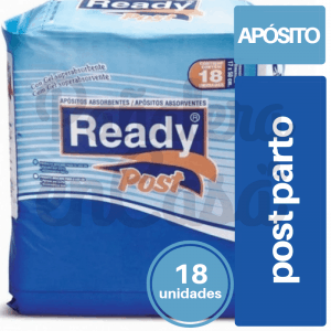 Apósitos READY SEC Post Parto x18