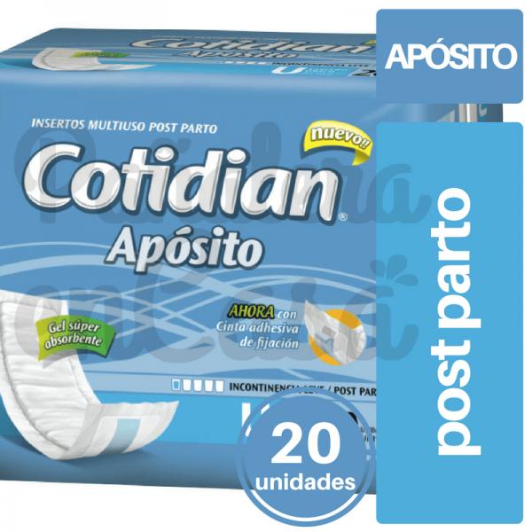 COTIDIAN-POSTPARTO-APOSITO-20U