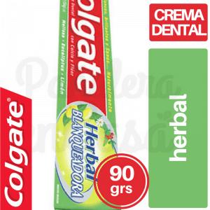 Crema Dental COLGATE Herbal 90g panaleraencasa