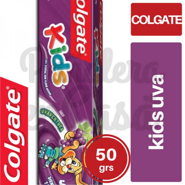 Crema Dental Colgate Kids Uva 50grs