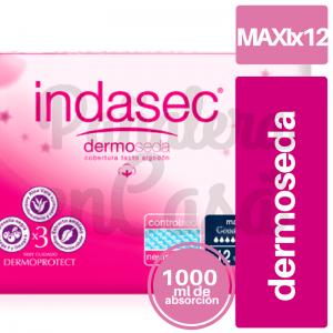 INDASEC DERMOSEDA APOSITO MAX x 12 1000ML DEABSORCION