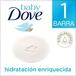 Jabón DOVE Baby Hidratación Enriquecida 75g panaleraencasa