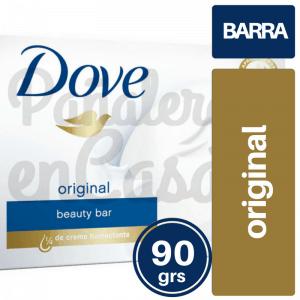 Jabón de Tocador DOVE 90gr. Original panaleraencasa