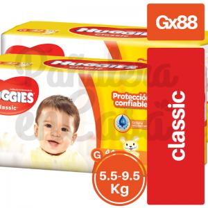 Paquetazo HUGGIES Classic Gx88