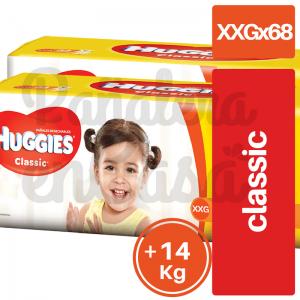 Paquetazo HUGGIES Classic XXGx68