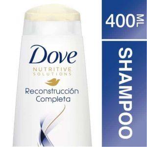 Shampoo DOVE Reconstrucción Completa 400ml panaleraencasa