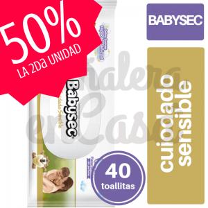 Toallitas-Babysec-40U-Cuidado-Sensible