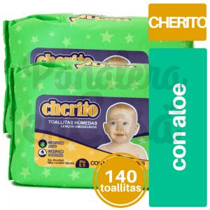 Toallitas CHERITO x140